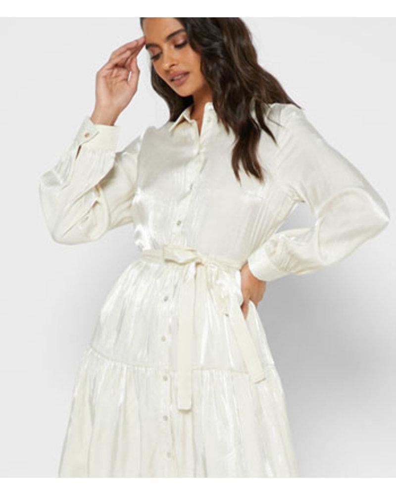 VERO MODA VMCHIARA L/S SHORT DRESS WVN