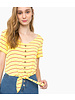 ONLY ONLMINKA S/S KNOT TOP JRS