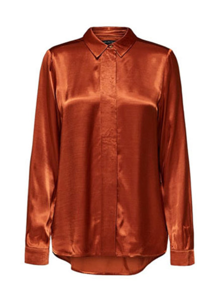 SELECTED FEMMES SLFAUDREY-ODETTE LS SHIRT B