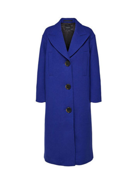 SELECTED FEMMES SLFODA WOOL COAT B