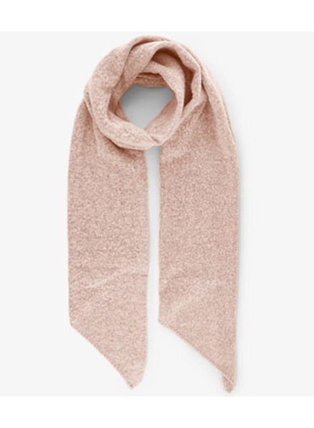 PIECES PCPYRON LONG SCARF NOOS ROSETTE ONE SIZE