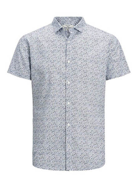 JACK & JONES JPRSUMMER BLACKBURN SHIRT S/S