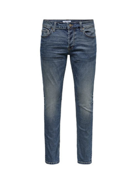 ONLY & SONS ONSLOOM LIFE SLIM BLUE PK 7093