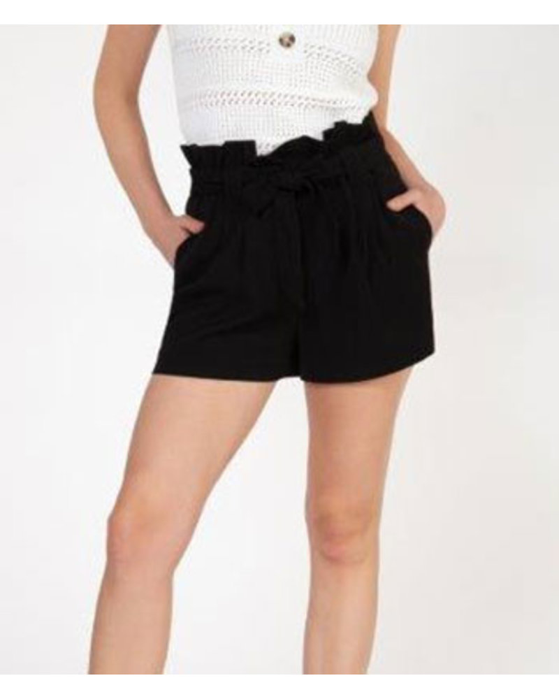 DEX PLEATED FRONT SHORTS