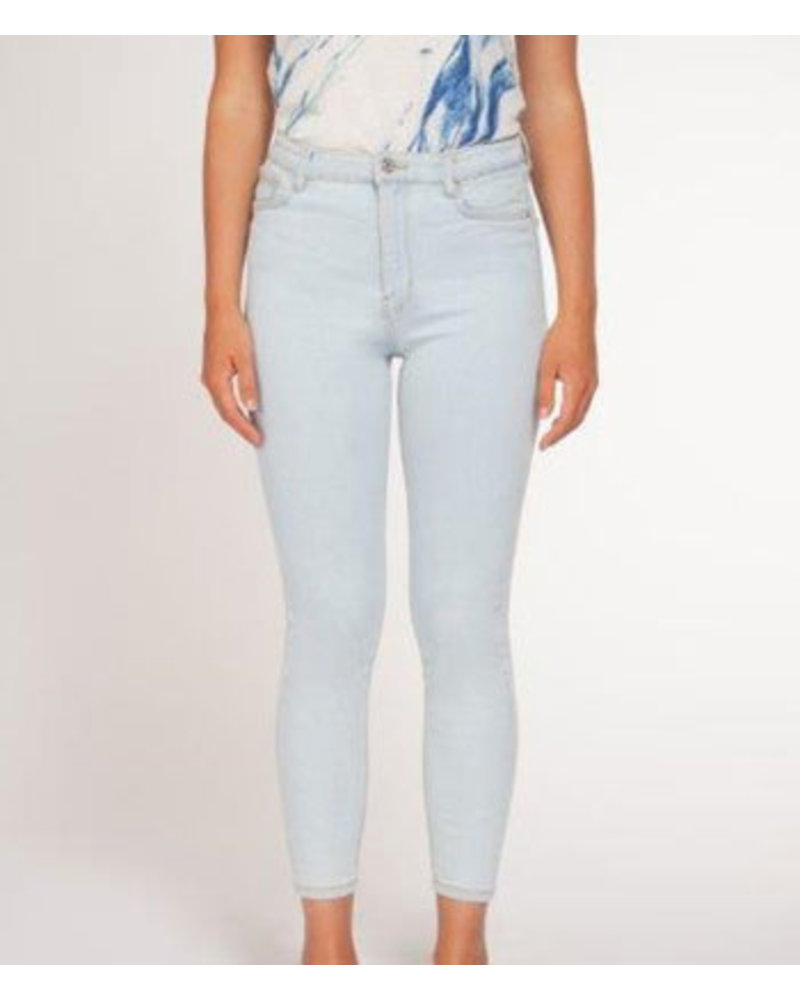 DEX HIGH RISE SKINNY JEANS