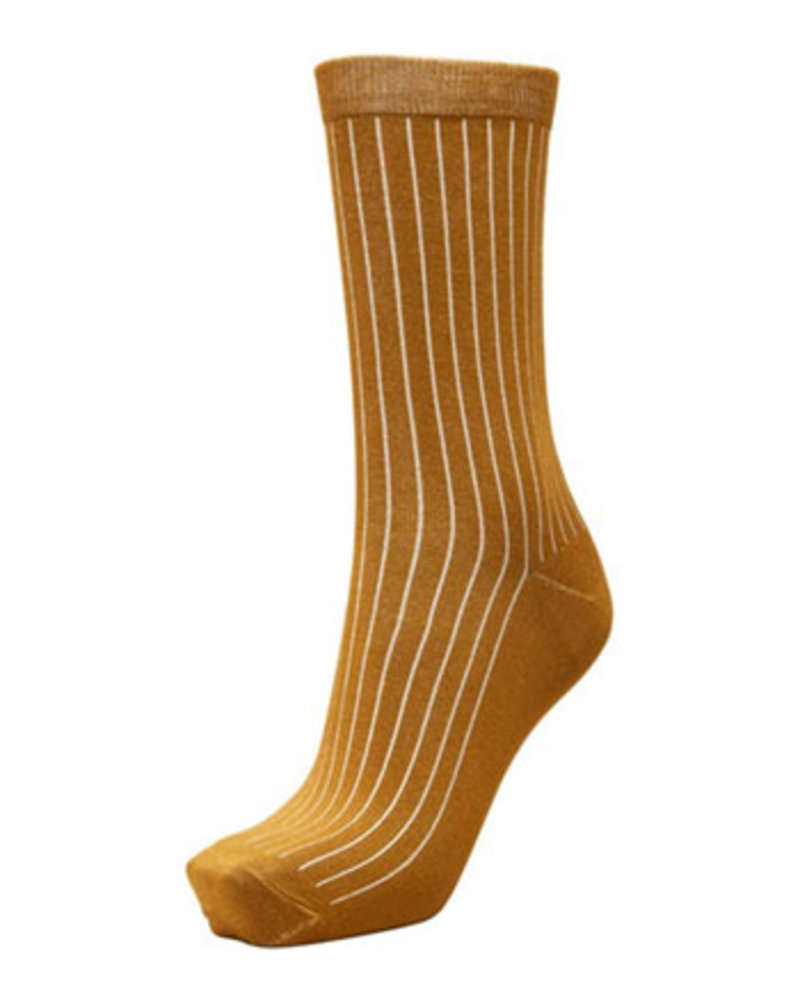SELECTED FEMMES SLFBOBBY RIB SOCK B
