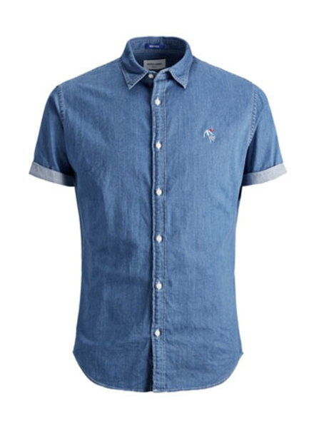 JACK & JONES JORSURF SHIRT SS ORG