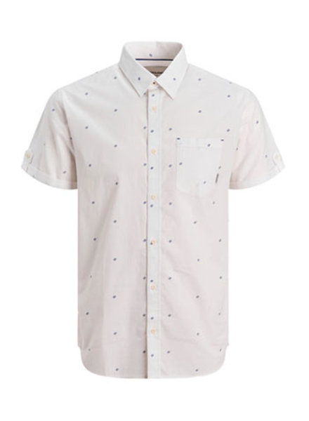 JACK & JONES JCOCARLO SHIRT SS ONE POCKET