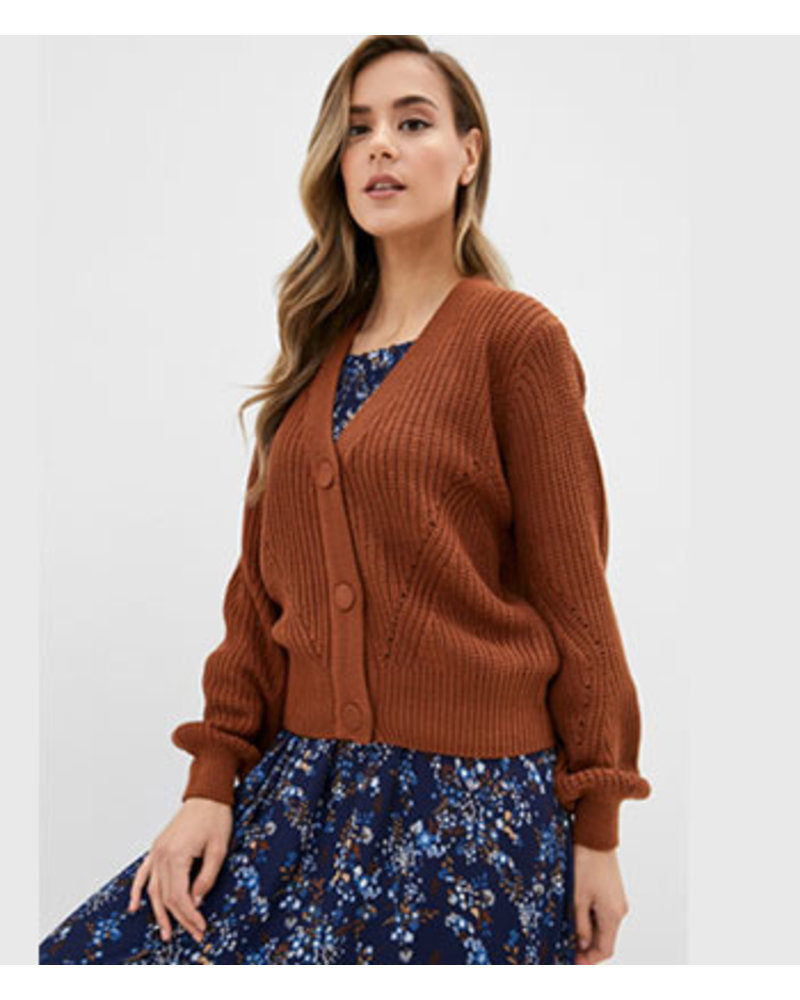 BYOUNG BYMELISSA CARDIGAN 2 -