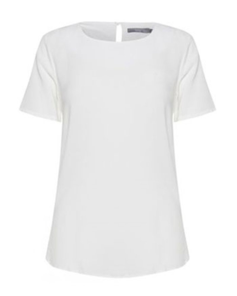 BYOUNG BYISOLE ONECK BLOUSE -