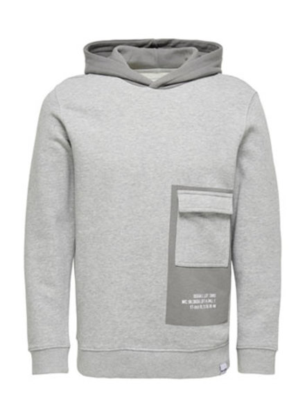 ONLY & SONS ONSKING LIFE REG SWEAT HOODIE