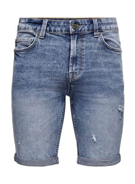 ONLY & SONS ONSPLY LIFE BLUE SHORTS PK 9567 NOOS