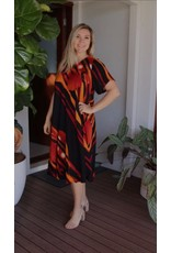 Sundrenched Newport Dress