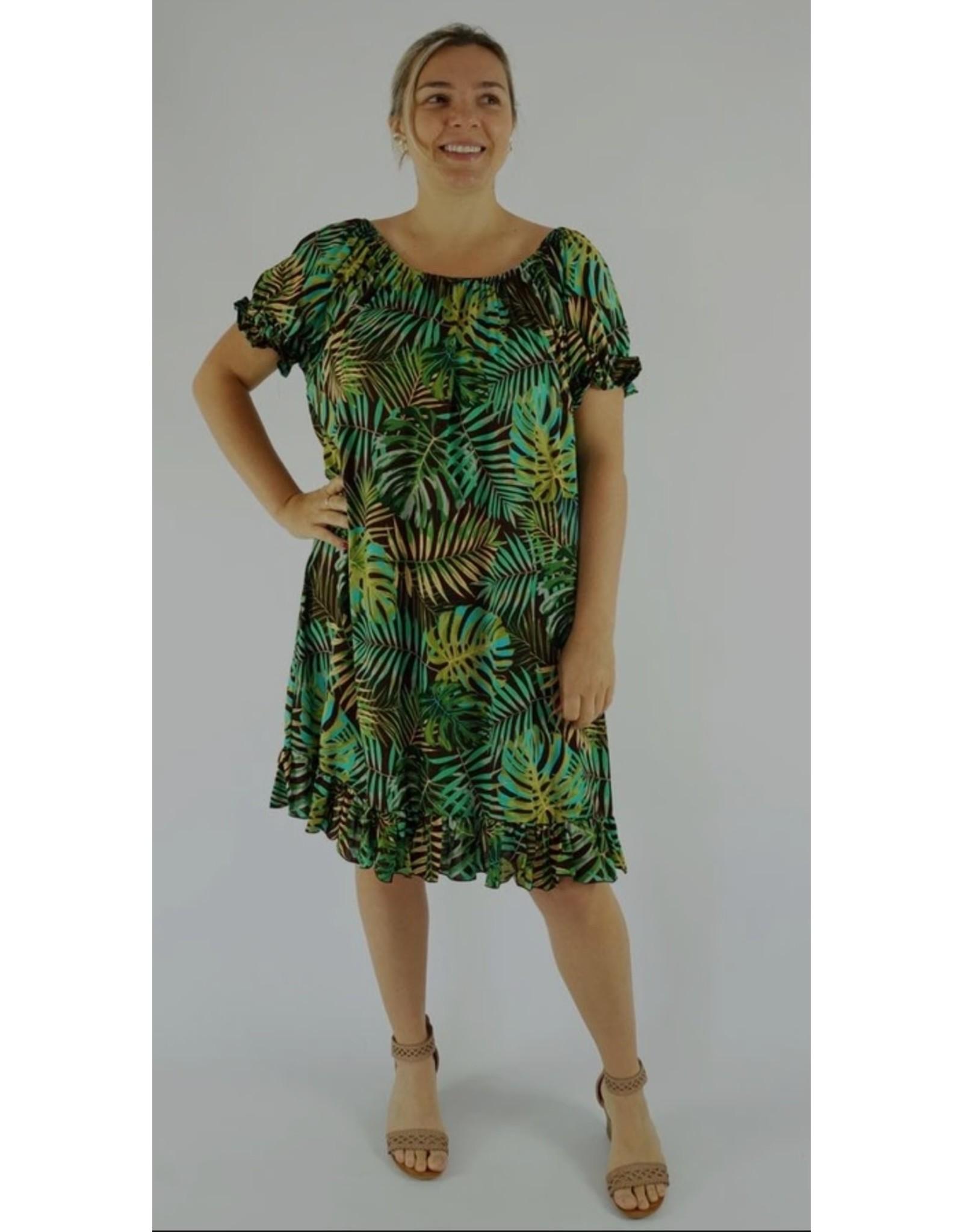 Sundrenched Diva Dress