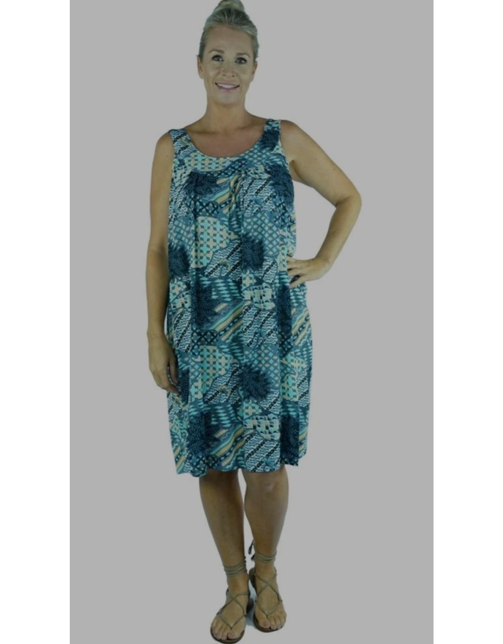 Sundrenched Tahiti Dress