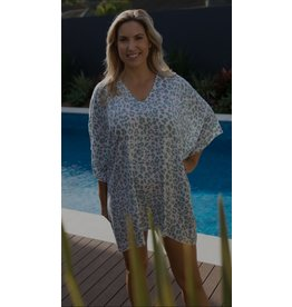 Sundrenched Short Tunic                                                                                                                                                                                                                         z
