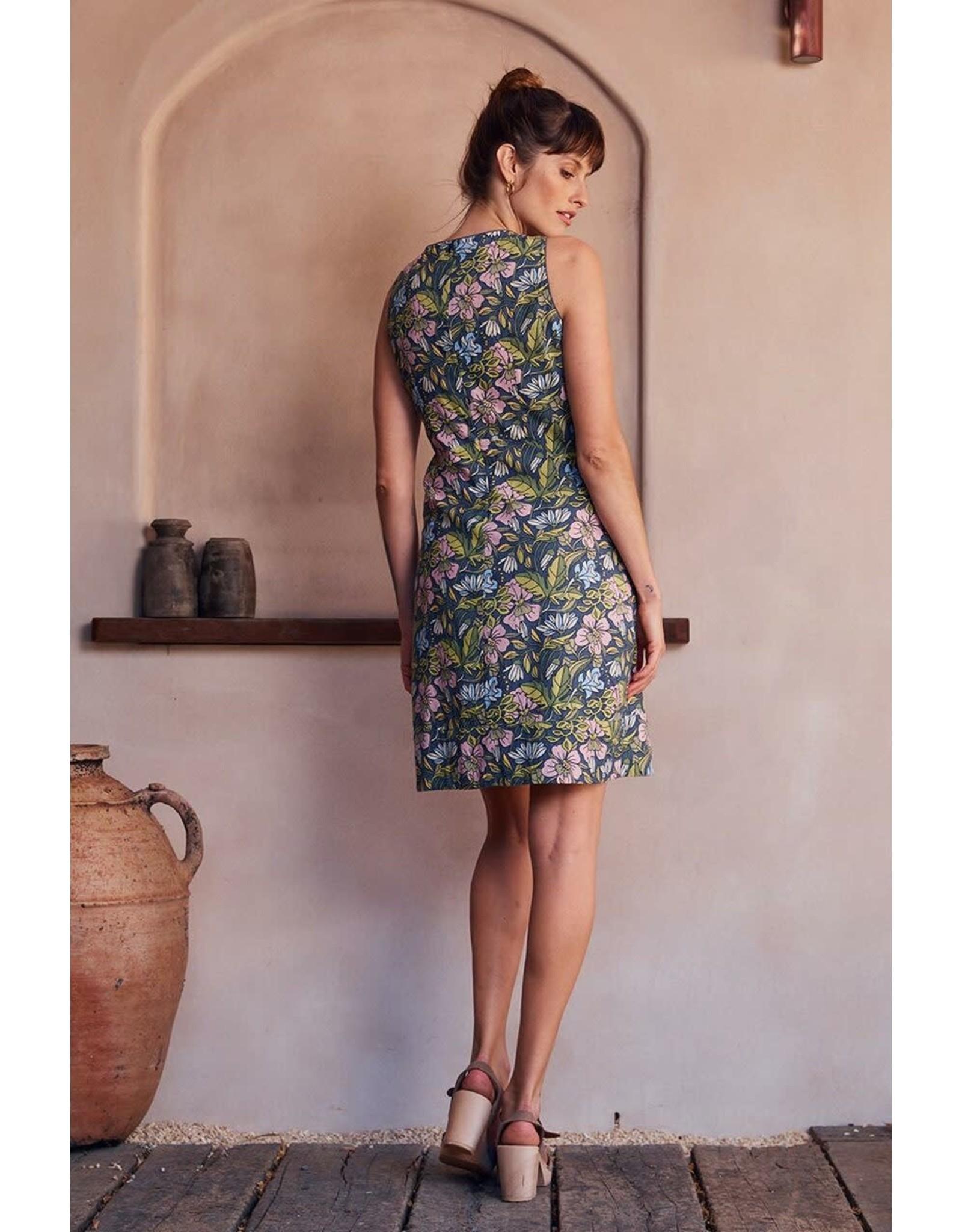 Mahashe Alana Dress - Hibiscus