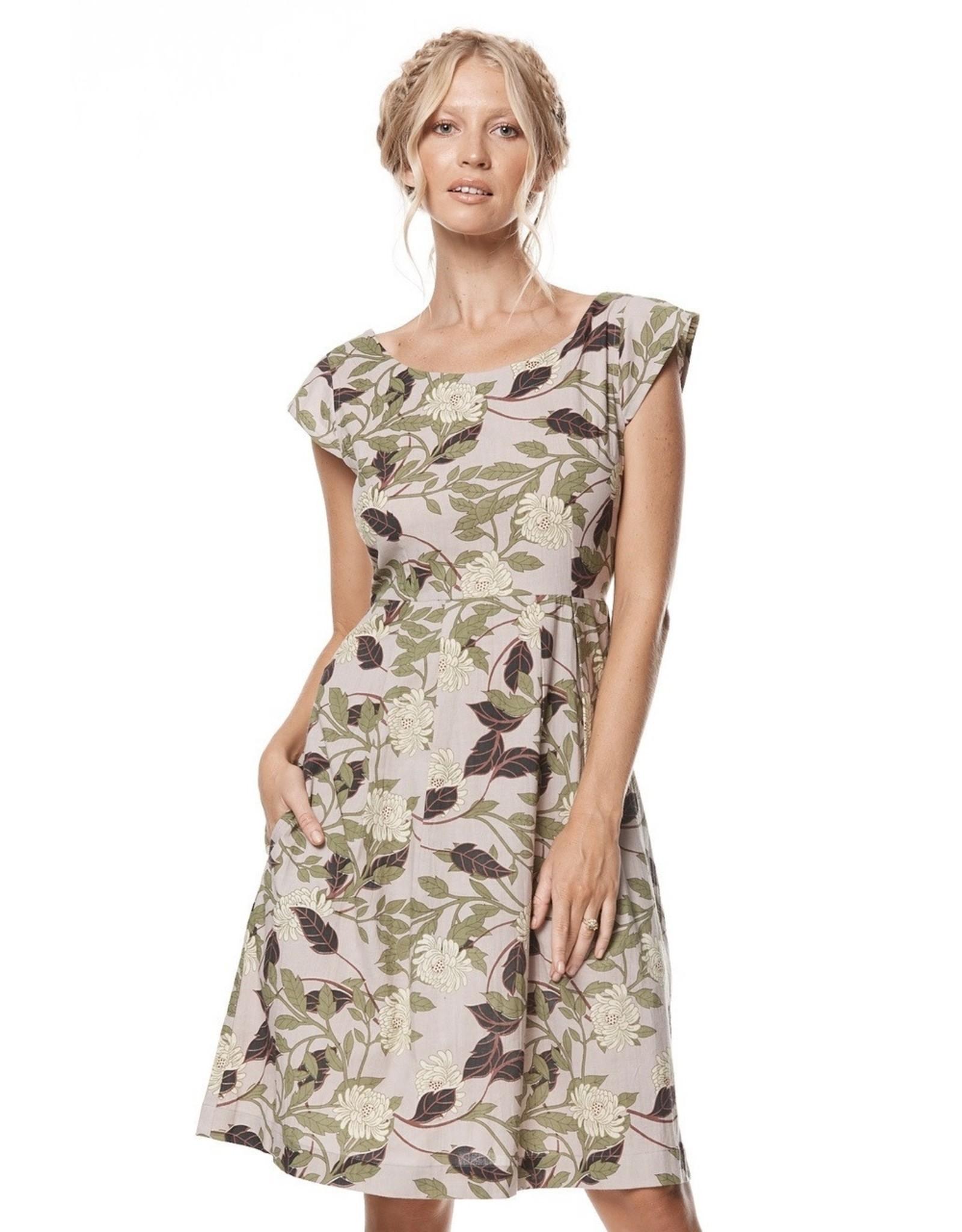 Mahashe Kalina Dress - Magnolia