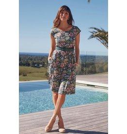 Mahashe Kalina Dress - Hibiscus
