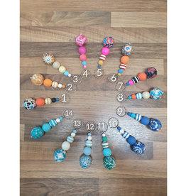 Anna Chandler Design Bobble Keyrings