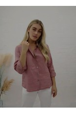 Worthier Linen Button up Blouse