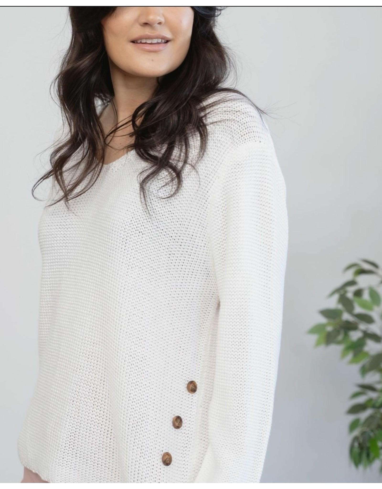Willow Tree 100% Cotton light knit Jumper