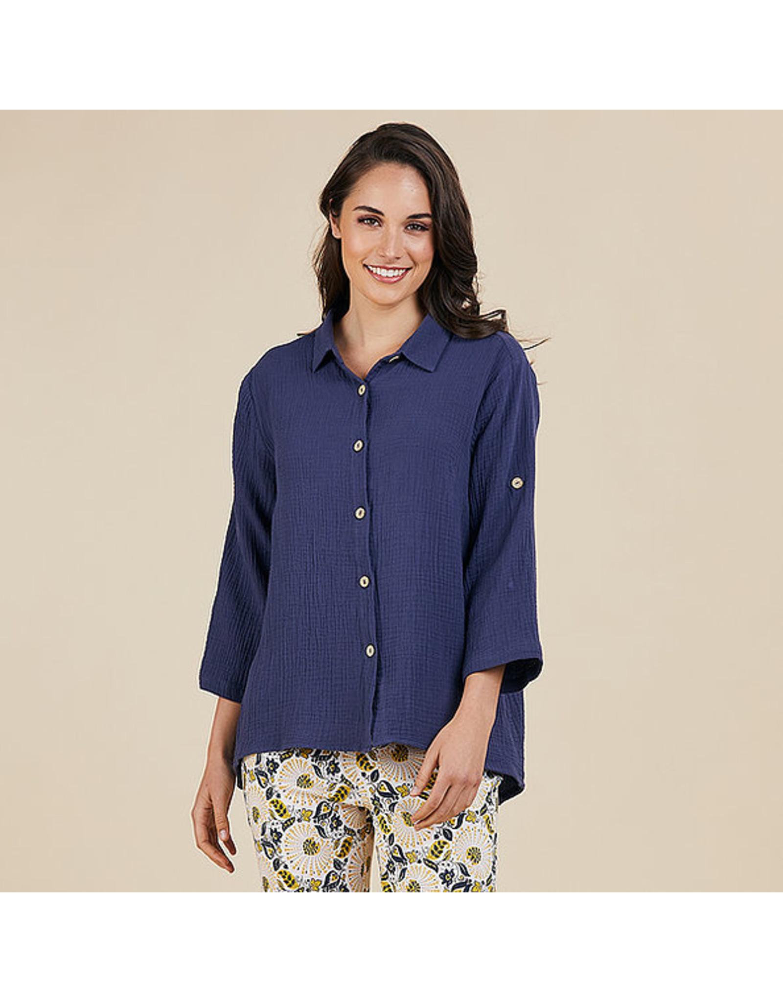Threadz Textured Shirt