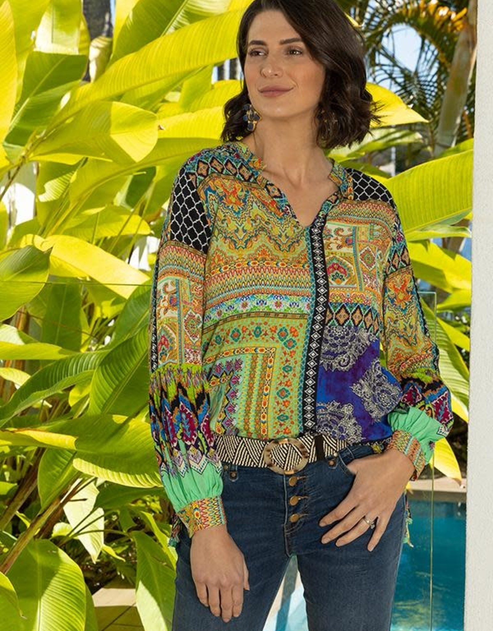 rubyyaya Garland Shirt