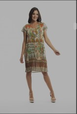 Orientique Pampelone Dress Easy Fit