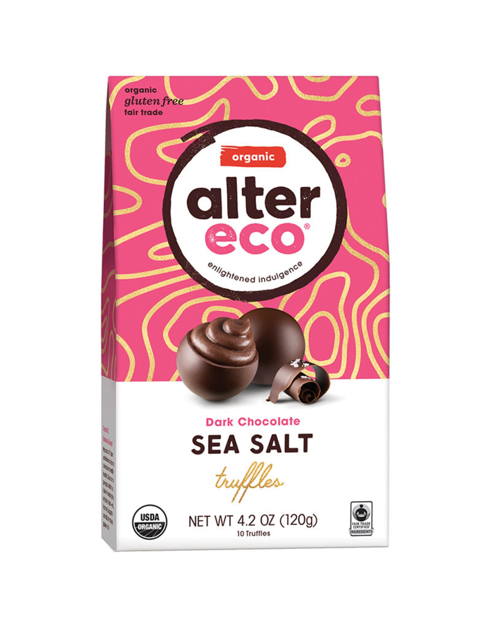 Alter Eco Alter Eco - Truffles, Sea Salt - Full Box