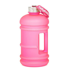 Big Bottle Co. Big Bottle Co. - Frosted Collection, Frosted Pink (2.2L)