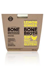 Bone Brewhouse Bone Brewhouse - Bone Broth, Lemon & Ginger Chicken (600ml)