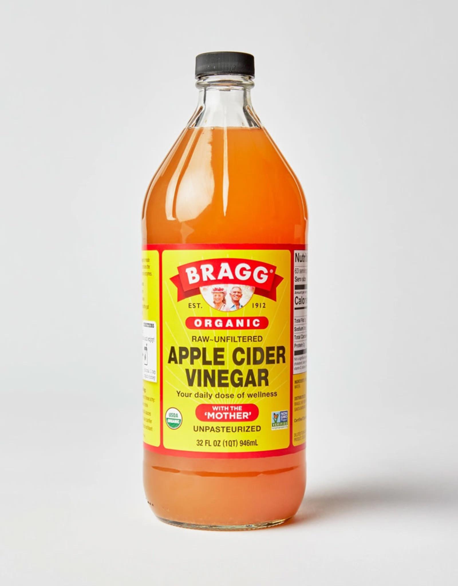 Bragg Bragg - Apple Cider Vinegar, Raw Unfiltered (946ml)