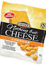 Ivanhoe Cheese Ivanhoe Cheese - Nothing But Cheese, Cheddar (18g)