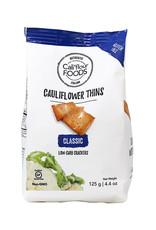 Califlour Foods Califlour Foods - Cauliflower Thins, Classic (125g)