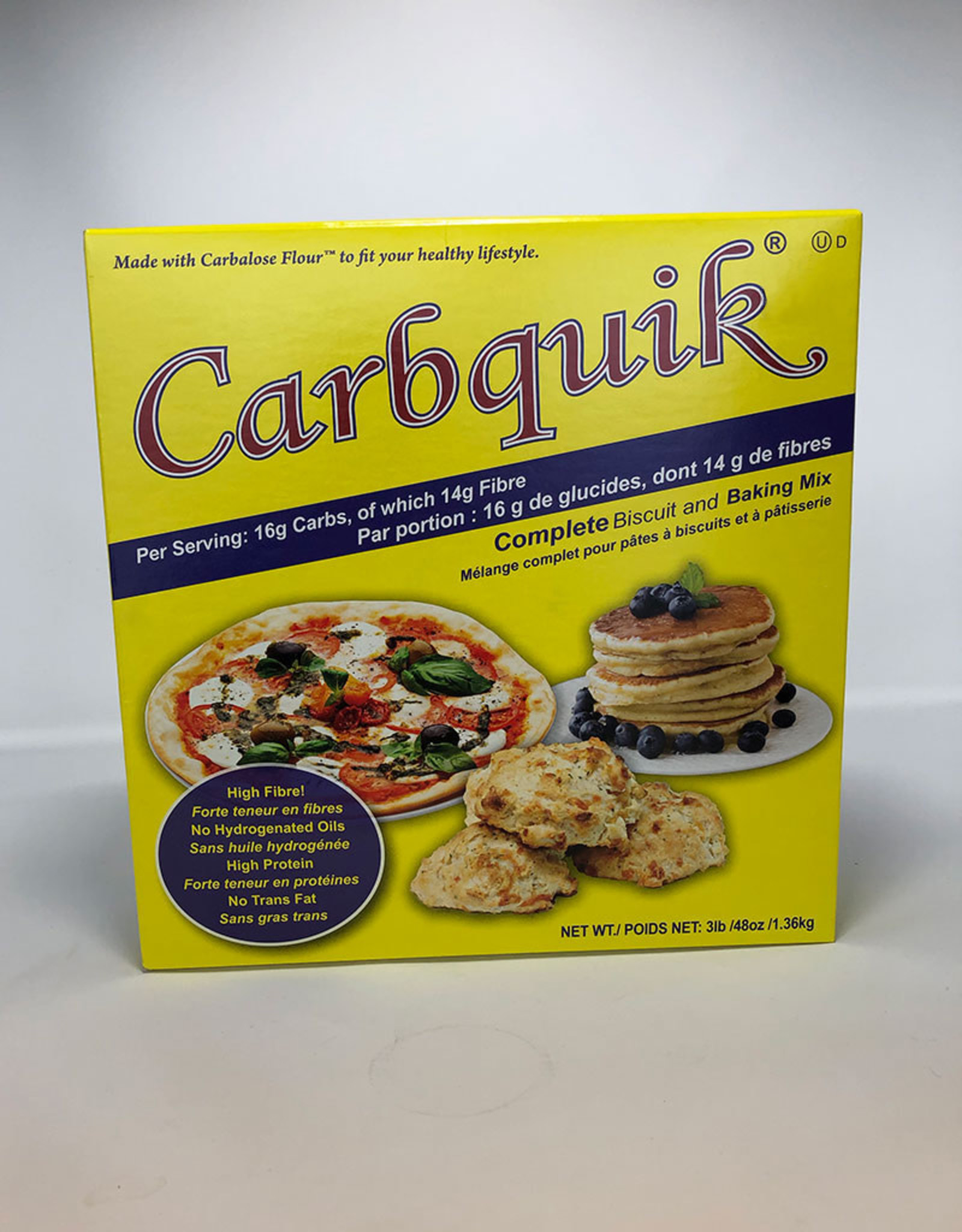 Carbquik Carbquik - Complete Biscuit & Baking Mix (1.36kg)