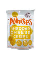 Cello Whisps Cello - Whisps Cheese Crisps, Cheddar (60g)