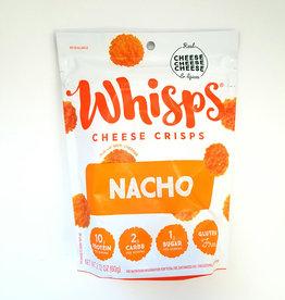 Cello Whisps Cello - Whisps Cheese Crisps, Nacho (60g)