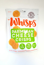 Cello Whisps Cello - Whisps Cheese Crisps, Parmesan (60g)