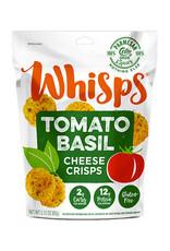 Cello Whisps Cello - Whisps Cheese Crisps, Tomato Basil (60g)