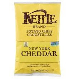 Kettle Brand Kettle Brand - Potato Chips, New York Cheddar (220g)