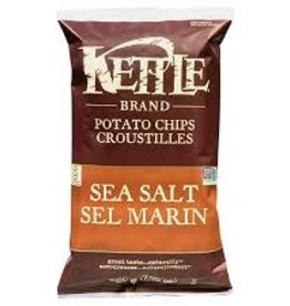 Kettle Brand Kettle Brand - Potato Chips, Sea Salt (220g)