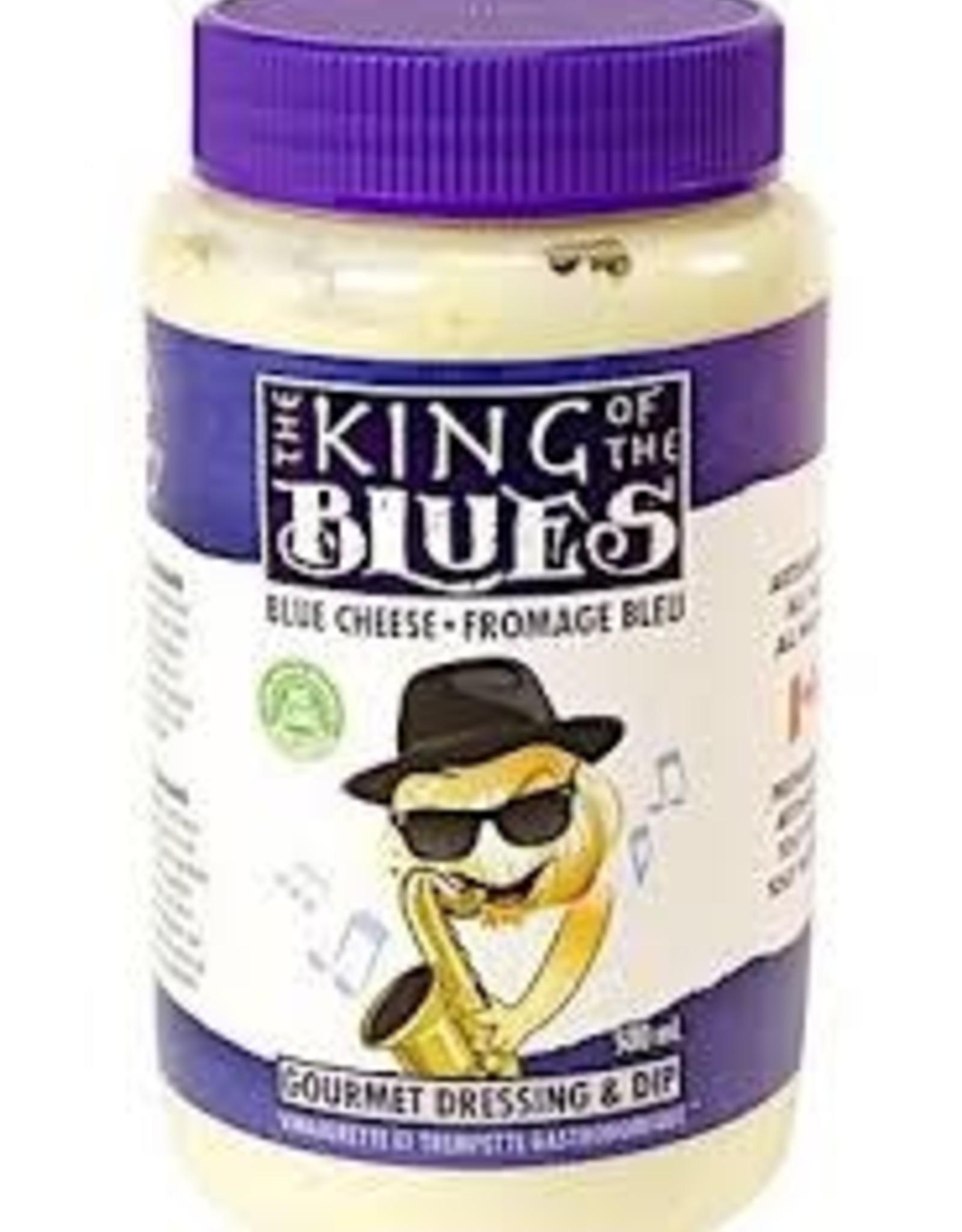 King of Caesars King of Caesars - Salad Dressing, Blue Cheese