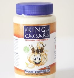 King of Caesars King of Caesars - Salad Dressing, Extra Garlic