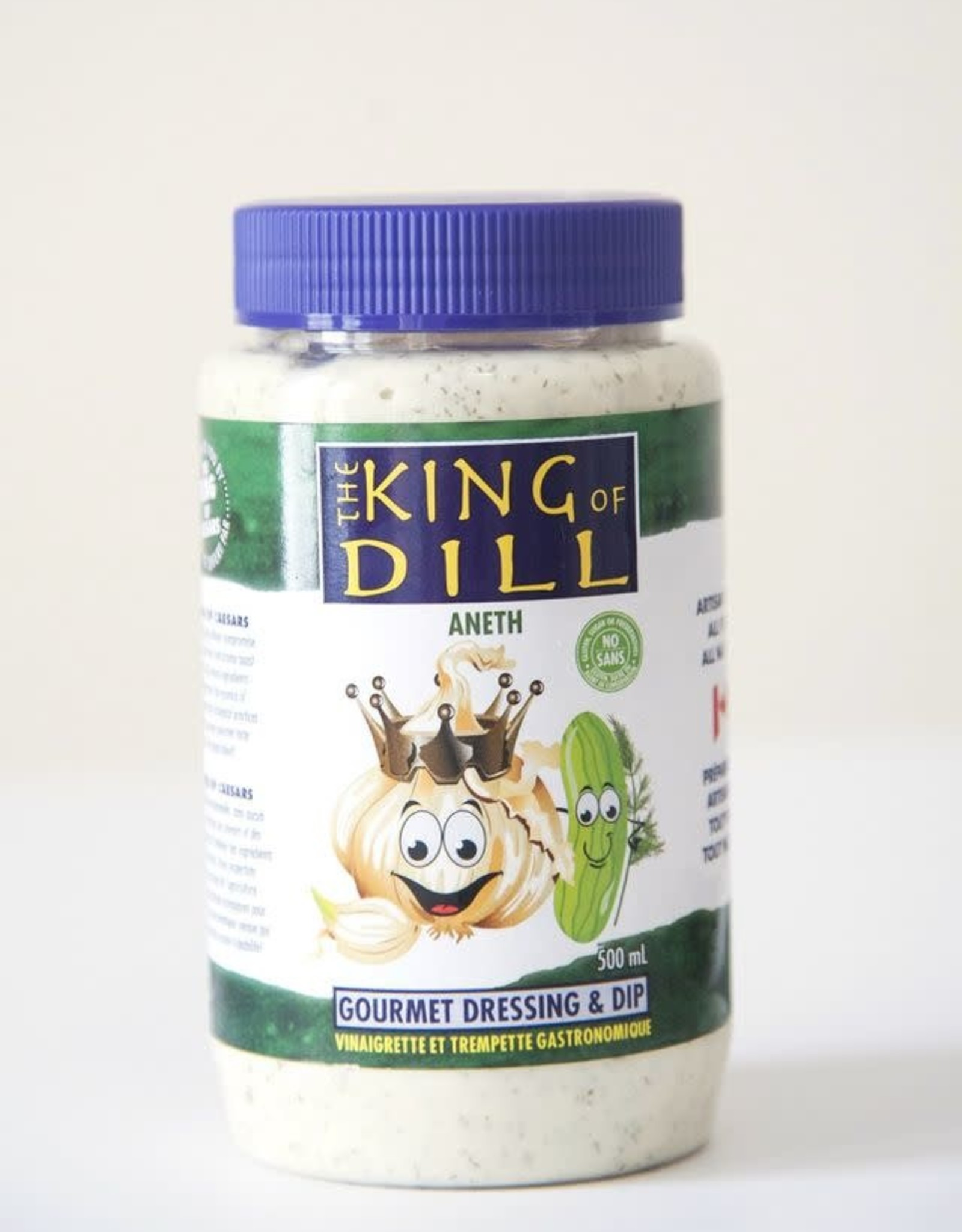 King of Caesars King of Dill - Salad Dressing, Dill