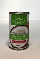 Earths Choice Earths Choice - Organic Coconut Cream (160ml)