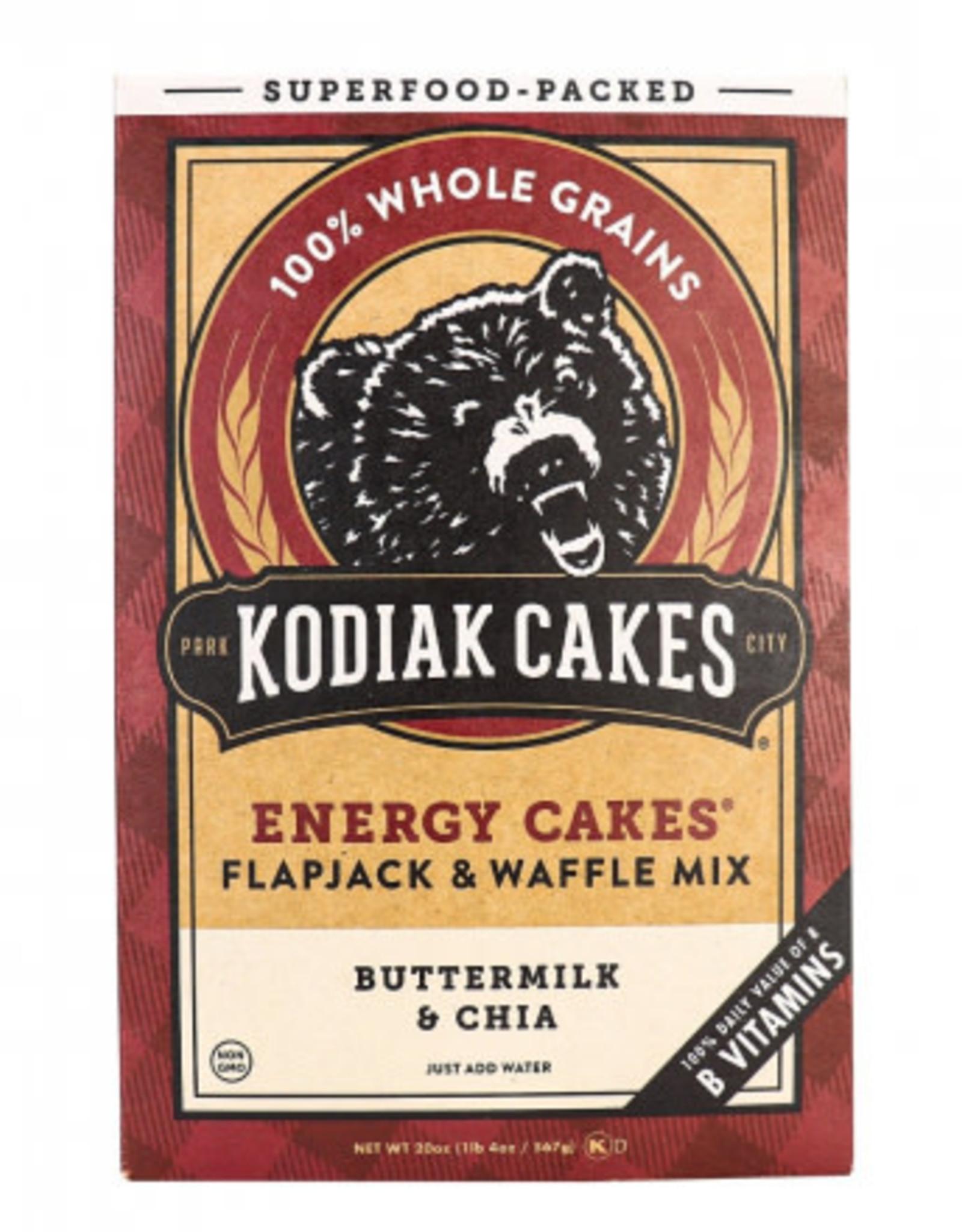 Kodiak Cakes Kodiak Cakes - Flapjack & Waffle Mix, Buttermilk & Chia (567g)