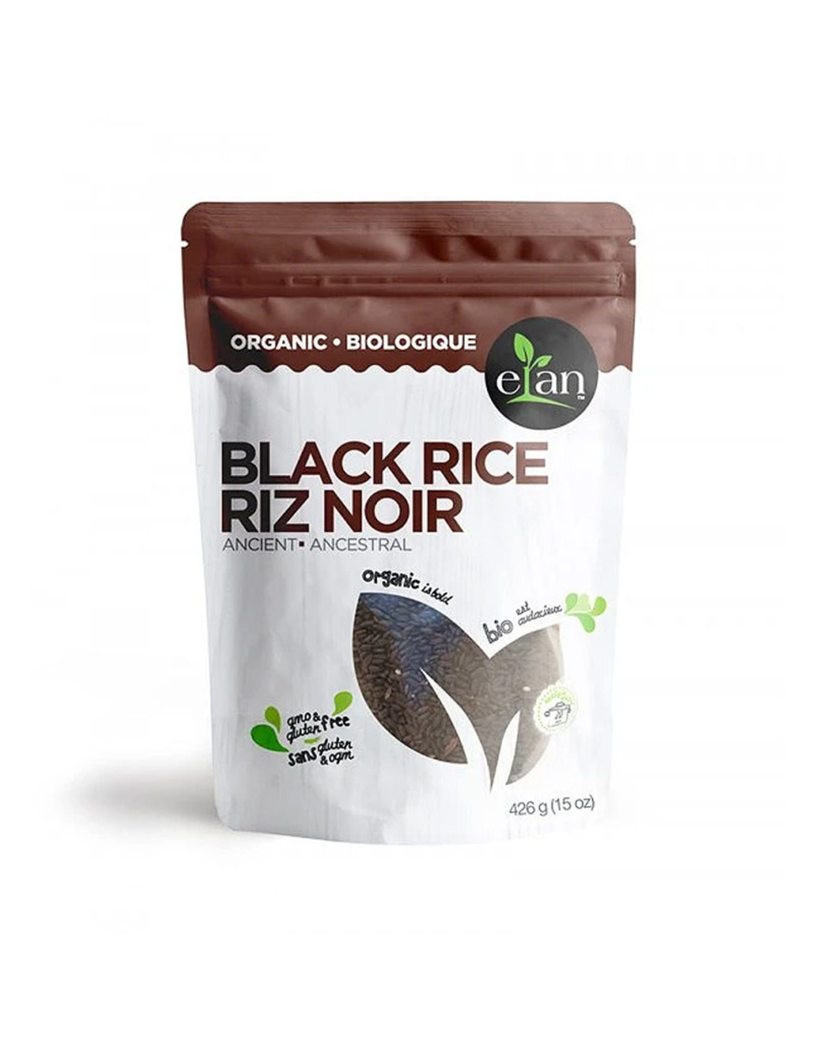 Elan Elan - Org. Ancient Black Rice (426g)