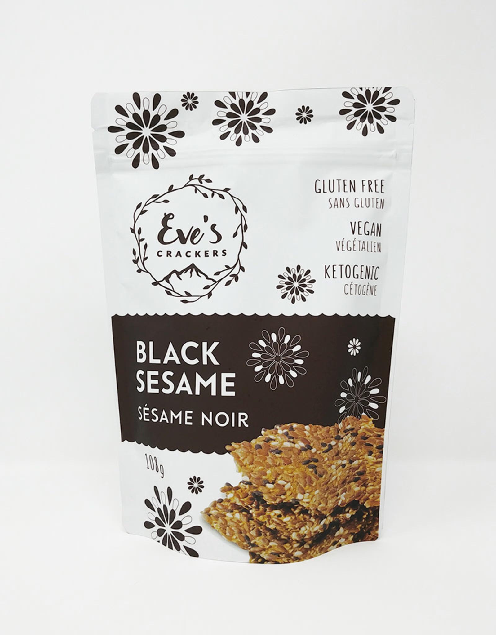 Eves Crackers Eves Crackers- Black sesame