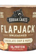 Kodiak Cakes Kodiak Cakes - Flapjack Unleashed, Chocolate Chip & Maple Cup (65g)